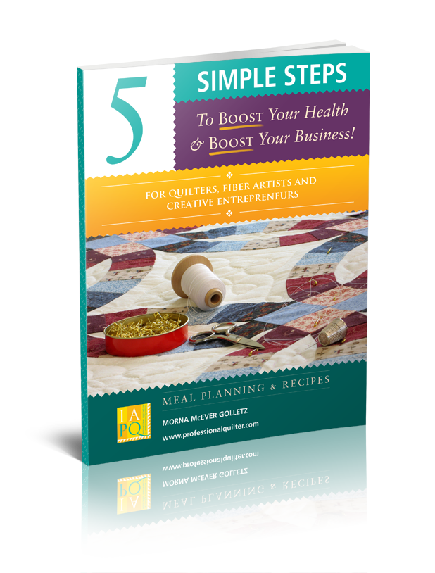 Book: 5 Simple Steps Recipe Guide